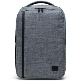 Herschel Travel Plecak, raven crosshatch